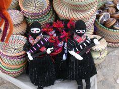 Zapatista dolls - Chiapas, Mexico