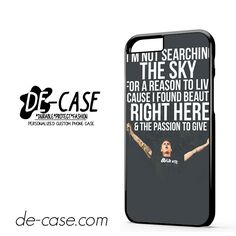 Amity Affliction Imnot Searching The Sky DEAL-736 Apple Phonecase Cover For Iphone 6 / 6S
