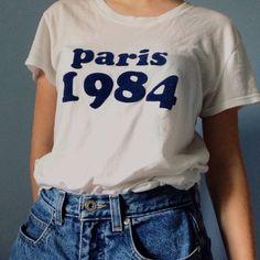 paris, indie, and grunge image