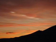 Nacreous Clouds Antarctica Antarctica, Clouds, Celestial, Mountains, Sunset, Nature, Travel, Outdoor, Sunsets