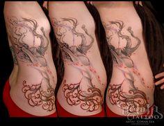 Earth Goddess Tattoo