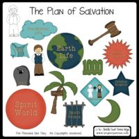 photograph regarding Plan of Salvation Printable known as 131 Least complicated Strategies of Salvation shots within just 2017 Program of