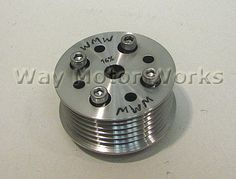 WMW 16% pulley