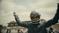 The guys from Revival Cycles took a trip to France last summer, and this rollicking good video captures the fun.  Taking two custom bikes, they visited the Wheels and Waves festival in Biarritz, then the home of the new Brough Superior, the Yamaha MotoGP Tech 3 team and the Cafe Racer Festival in Paris.