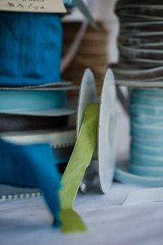 Vintage / Varied Ribbons - $2.50 - $10 per yard. Sold at Royal Bloom Boutique - 75 Arbor Rd. suite W. Menlo Park, CA. Photo by www.fotomokio.com