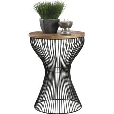 Marxim End Table - See more at: https://www.decorist.com/finds/118406/marxim-end-table/