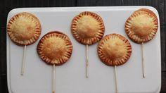 Paletas de Pastel de Manzana - QueRicavida.com