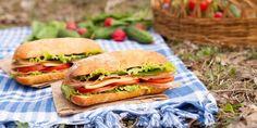 🌭 Πώς να κάνετε το σάντουίτς σας υγιεινό; Δείτε εδώ! Sandwiches, Food, Essen, Meals, Paninis, Yemek, Eten