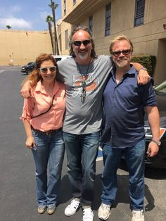 """Rob kyker on Twitter: """"Look who stopped by to say hello!! @.AndrewWMarlowe @.TerriEdda"""""""