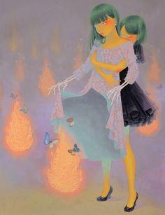 Art is a Feeling - malen-kuruf:   Fuco Ueda (2015)