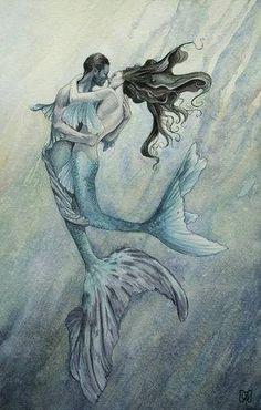 Diary of a Landlocked Mermaid