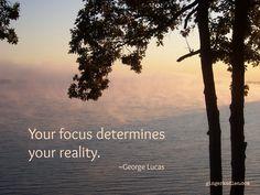 Focus=Reality
