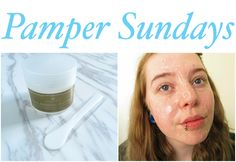 Pamper Sundays! A slimy snail jelly mask!