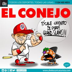 "#ElCartonDelDia para @purakuraweb ""EL CONEJO""@Cjreth02C@AguilasDeMxli @ClubNaranjeros@LMPbeisbol #AguilasDeMexicali"