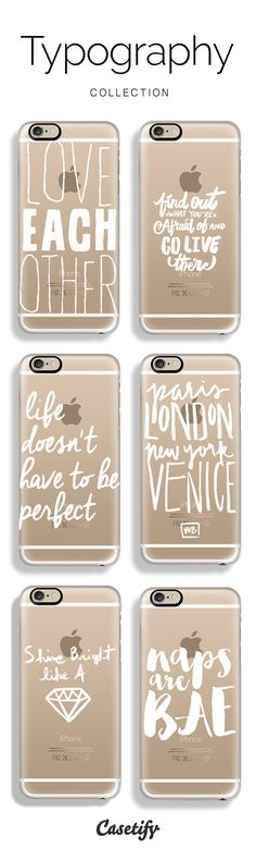 Got something to say? Say it with your phone! Shop our large range of typography designs by creatives from around the world. Click Here: http://bit.ly/1z5fMhI