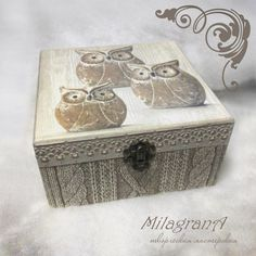 Подарки Декор Заготовки для декупажа Milagrana