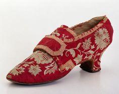 Shoe, 1770.