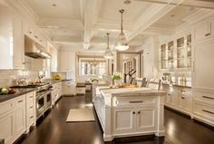 Traditional Kitchen with Serene Sage Solid Surface Countertop, Corian, Glass panel, Complex marble counters, U-shaped