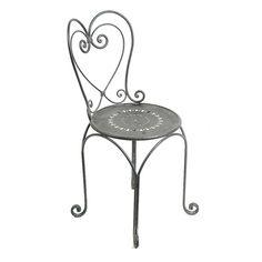 Lisa Metal Chair | ACHICA