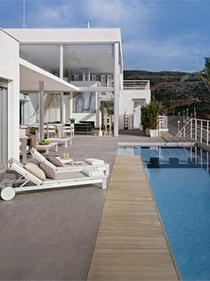 Porcelain stoneware floor tiles EXTREME by @Margres Ceramic Style #pool #outdoor