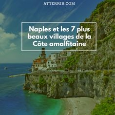 Classée Patrimoine mondial par l'Unesco, la Côte amalfitaine est un trésor de l'Italie du Sud.