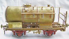 Harzer Kesselwagen - ähnlich 99-01-98 - Modellbahn-Forum für 1:22,5 und 1:1 - 1:32
