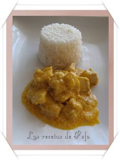 Pollo al curry