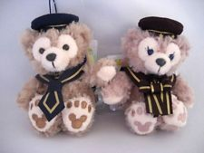 New Disney Duffy and Shellie May bear Sailor strap Tokyo Disney Sea JAPAN