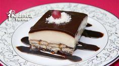 Çikolata Soslu Bisküvili Pasta Tarifi nasıl yapılır? Çikolata Soslu Bisküvili Pasta Tarifi'nin malzemeleri, resimli anlatımı ve yapılışı için tıklayın. Yazar: Sümeyra Temel