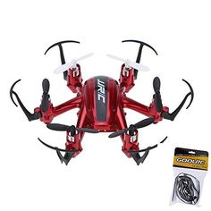 Original JJRC H20 24G 4 Channel 6Axis Gyro Nano Hexacopter Drone with CF ModeOne Key Return RTF RC Quadcopter *** Click image to review more details-affiliate link. #Drone