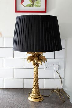 lighting majestic palm tree lamp