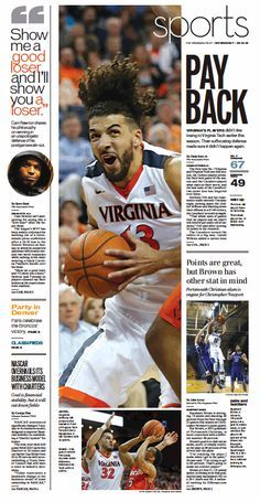 Image result for sports newspaper designs