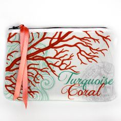 Pocket Wallet CORAL by Sticky!!!