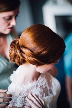 Chic chignons are a timeless choice Sleek Wedding Updo, Romantic Hairstyles, Wedding Hairstyles With Veil, Timeless Wedding, Pretty Hairstyles, Bridal Bun, Bridal Hairdo, Wedding Hair And Makeup, Wedding Hair Accessories