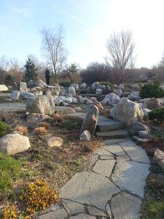 Alpine Garden, Orange County Arboretum