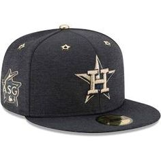 259554c96c3a8a Men s Houston Astros New Era Heathered Navy 2017 MLB All-Star Game .