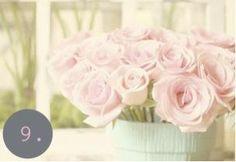 buy yourself freshly cut flowers every week #LittleLuxuries