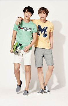 Donghae + Eunhyuk