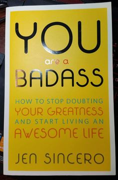 You Are A Badass! - Recommended Reading