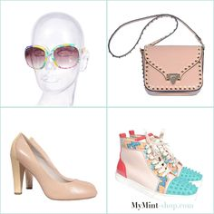TUESDAY´S NEW ARRIVALS! #MatthewWilliamson #Sunglasses #Valentino #Bag #MarcJacobs #Pumps #ChristianLouboutin #Sneakers #Vintage #Designerfashion #Secondhand #OnlineShop #MyMint