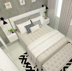 The Best 2019 Interior Design Trends - Interior Design Ideas Home Decor Bedroom, Interior Design Living Room, Living Room Decor, Couple Room, New Room, Bed Design, Home And Living, Room Inspiration, Home Furniture