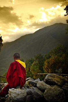 Tibet ~ A plateau region in Asia, north-east of the Himalayas, in the People's Republic of China.