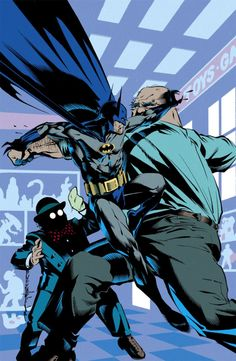 Batman: Legends of the Dark Knight, Vol. 1 # 50 Pinup - Brian Stelfreeze