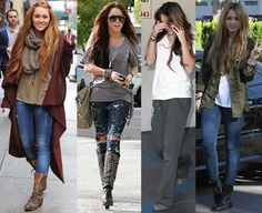 miley cyrus style - Google Search