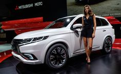 2016 Mitsubishi Outlander Confirmed To Debut At New York Auto Show The Heavily Updated Will Take Its First Public Bow 2017