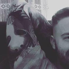 On instagram by bengalo_dobermann #angerfist #gabbermadness (o) http://ift.tt/1TnTu19 #dobermann #rap #chemnitz #sachsen #deutschland #bengalo #rebellion #smile #ink #inked #tattoo
