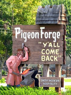 The Pigeon Forge,TN