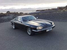 I've always thought the Jaguar XJS would've made a great batmobile.