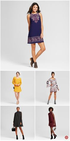 Shop Target for shift dresses you will love at great low prices. Free shipping on all orders or free same-day pick-up in store.