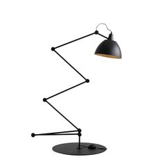Lampa COBEN FLOOR - czarna - Nordic Decoration Home 750 zł